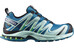 Salomon XA Pro 3D GTX Trailrunning Shoes Women fog blue/igloo blue/tonic green